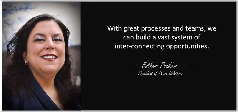 esther poulsen quote